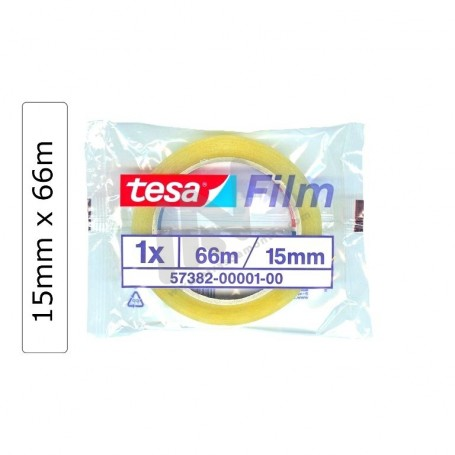 Adhesive Tape TESA 15mm x 66 m