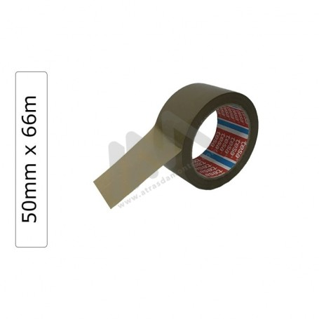 Brown Adhesive Tape TESA 50mm x 66m