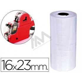 Roll of price labels 21x12