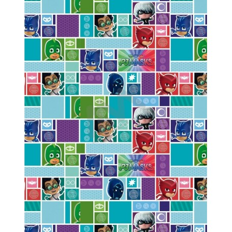 PJ Masks Fantasy wrapping paper