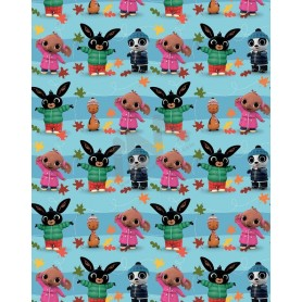 Bing Fantasy wrapping paper