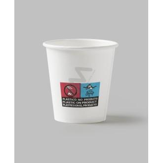 Sacos Plástico Asa Vazada Reforçada Rosa 40x50 - Pack de 100 Unidades c/ 60 microns