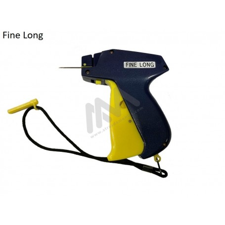 Tagging gun for clothing - Fine Long