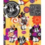 Child Disney gift wrapping